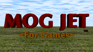MOG JET -For Games-